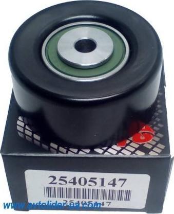 ABA 25405147 - Alternatör Gergi Rulmanı , Kanallı V-Kayısı parcadolu.com