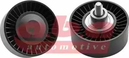 ABA 25157609 - Alternatör Gergi Rulmanı , Kanallı V-Kayısı parcadolu.com