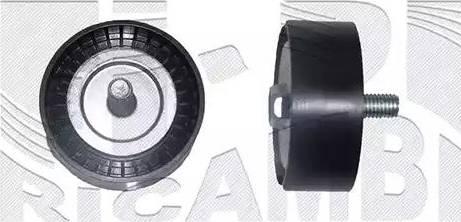 ABA 25750270 - Alternatör Gergi Rulmanı , Kanallı V-Kayısı parcadolu.com