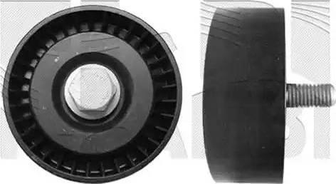 ABA 25150378 - Alternatör Gergi Rulmanı , Kanallı V-Kayısı parcadolu.com