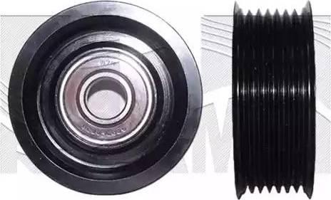 ABA 25337433 - Alternatör Gergi Rulmanı , Kanallı V-Kayısı parcadolu.com