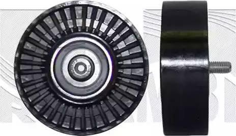 ABA 25155059 - Alternatör Gergi Rulmanı , Kanallı V-Kayısı parcadolu.com