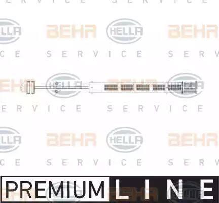 BEHR HELLA Service 8FT351198-461 - Kurutucu, Klima Sistemi parcadolu.com