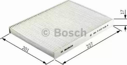 BOSCH 1987432170 - Polen Filtresi parcadolu.com