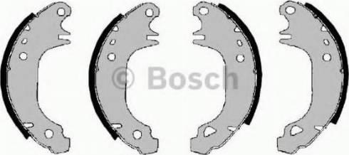 BOSCH F026004275 - Arka Fren Papuç Balata parcadolu.com