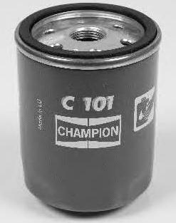 Champion C101/606 - Yağ Filtresi parcadolu.com