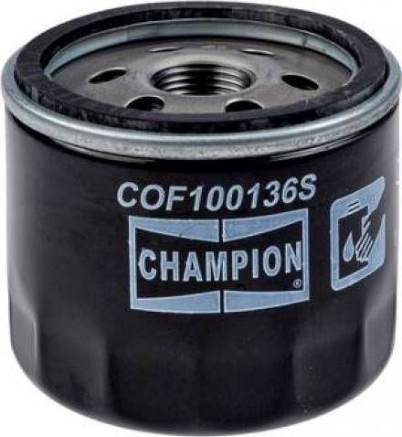 Champion COF100136S - Yağ Filtresi parcadolu.com