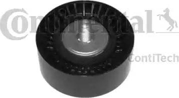 Contitech V85518 - Alternatör Gergi Rulmanı , Kanallı V-Kayısı parcadolu.com