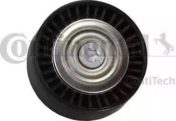 Contitech V85525 - Alternatör Gergi Rulmanı , Kanallı V-Kayısı parcadolu.com