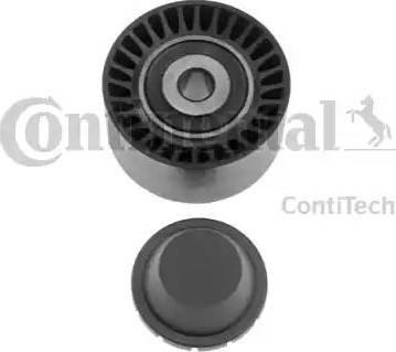 Contitech V85520 - Alternatör Gergi Rulmanı , Kanallı V-Kayısı parcadolu.com