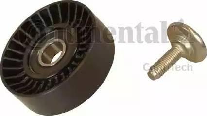 Contitech V85713 - Alternatör Gergi Rulmanı , Kanallı V-Kayısı parcadolu.com