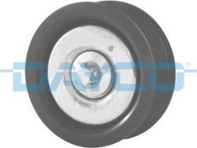 Dayco APV2480 - Alternatör Gergi Rulmanı , Kanallı V-Kayısı parcadolu.com