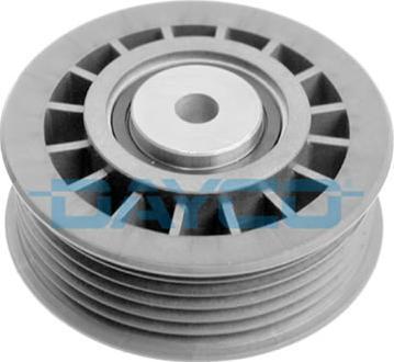 ABA 25750770 - Alternatör Gergi Rulmanı , Kanallı V-Kayısı parcadolu.com