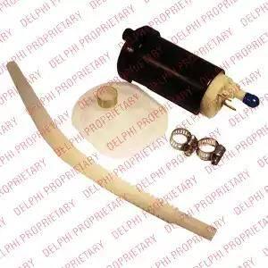 Delphi FE0438-12B1 - Yakıt Pompası / Otomatiği parcadolu.com