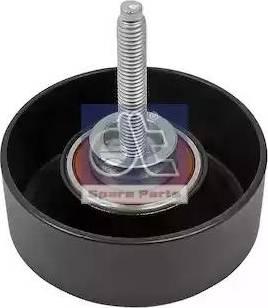 ABA 25854051 - Alternatör Gergi Rulmanı , Kanallı V-Kayısı parcadolu.com