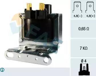 FAE 80262 - Ateşleme Bobini parcadolu.com