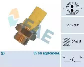 FAE 36330 - Fan Müşürü , Radyatör Fani parcadolu.com