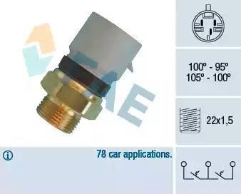 FAE 38360 - Fan Müşürü , Radyatör Fani parcadolu.com