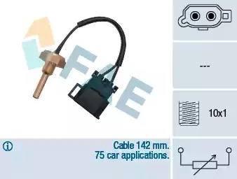 FAE 32370 - Hararet Müsürü , Su Sıcaklık Sensör parcadolu.com