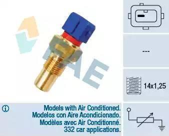 FAE 32290 - Hararet Müsürü , Su Sıcaklık Sensör parcadolu.com