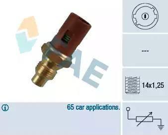 FAE 32240 - Hararet / Isı Müsürü , Sıcaklık Sensörü parcadolu.com