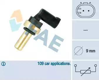 FAE 32705 - Hararet / Isı Müsürü , Sıcaklık Sensörü parcadolu.com