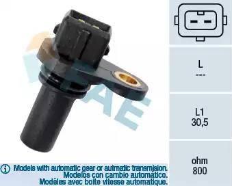 FAE 79008 - Krank Devir / Hız Sensörü , Şanzıman parcadolu.com