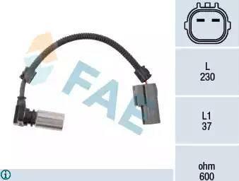FAE 79085 - Krank Devir / Hız Sensörü , Şanzıman parcadolu.com