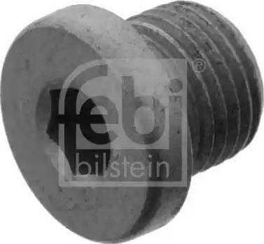 Febi Bilstein 46267 - Karter Tapası , Otomatik Şanzıman parcadolu.com