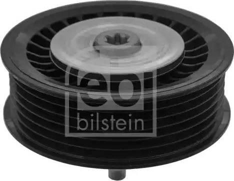 Febi Bilstein 47861 - Alternatör Gergi Rulmanı , Kanallı V-Kayısı parcadolu.com