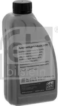 Febi Bilstein 47716 - Otomatik Şanzıman Yağı / Atf parcadolu.com