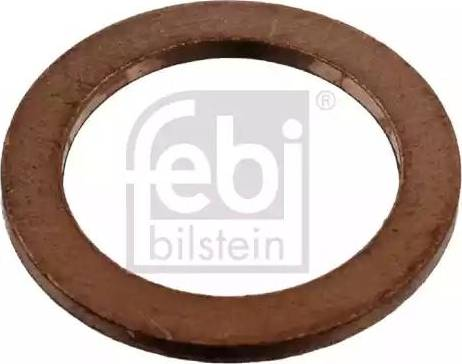 Febi Bilstein 07215 - Conta, Yağ Boşaltma Tapasi parcadolu.com