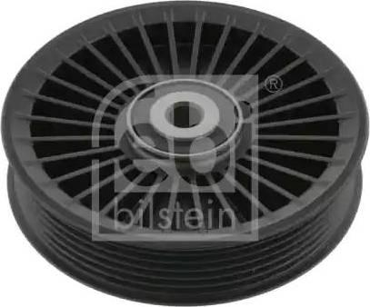 Febi Bilstein 14375 - Alternatör Gergi Rulmanı , Kanallı V-Kayısı parcadolu.com