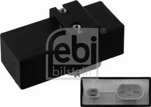 Febi Bilstein 39739 - Elektro Fan Kontrol Ünitesi (Motor Soğutması) parcadolu.com