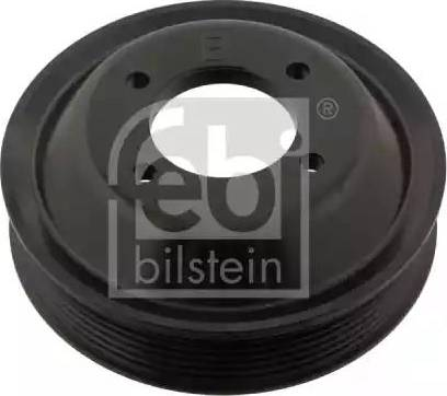 Febi Bilstein 30125 - Devirdaim Su Pompası Kasnagı parcadolu.com