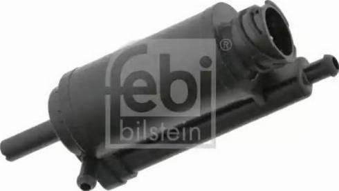 Febi Bilstein 23208 - Cam Suyu Silecek Pompası / Fıskiyesi parcadolu.com