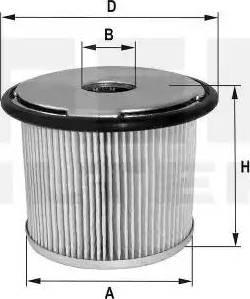 FIL Filter MF1325 - Yakıt Filtresi parcadolu.com