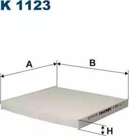 Filtron K 1123 - Polen Filtresi parcadolu.com