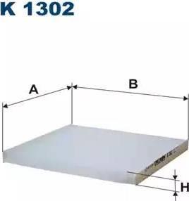 Filtron K 1302 - Polen Filtresi parcadolu.com