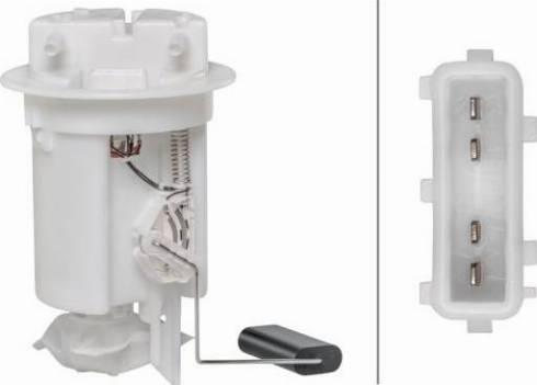 HELLA 8TF358106-251 - Yakıt Otomatiği / Pompası parcadolu.com