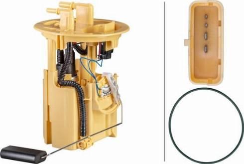 HELLA 8TF358106-231 - Yakıt Otomatiği / Pompası parcadolu.com