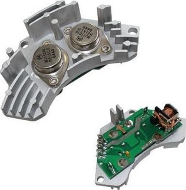 Magneti Marelli 359000603030 - Kalorifer Rezidansı / Hız Ayar Motoru parcadolu.com