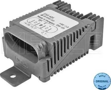 Meyle 014 880 0018 - Elektro Fan Kontrol Ünitesi (Motor Soğutması) parcadolu.com
