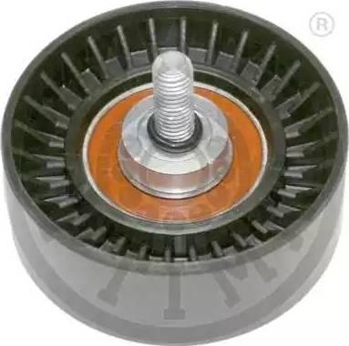 Optimal 0-N1387 - Alternatör Gergi Rulmanı , Kanallı V-Kayısı parcadolu.com