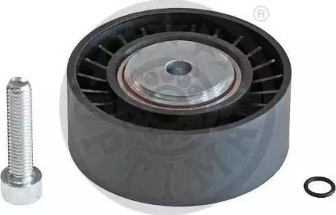 Optimal 0-N1792 - Alternatör Gergi Rulmanı , Kanallı V-Kayısı parcadolu.com