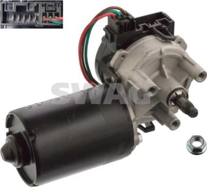 Swag 70107272 - Cam Silecek Motoru parcadolu.com