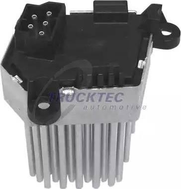 Trucktec Automotive 0859032 - Klima Şalteri, Isıtma / Havalandırma parcadolu.com