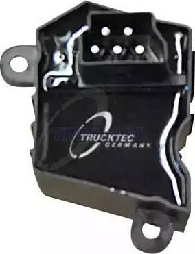 Trucktec Automotive 0859026 - Klima Şalteri, Isıtma / Havalandırma parcadolu.com