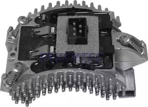 Trucktec Automotive 0859028 - Klima Şalteri, Isıtma / Havalandırma parcadolu.com