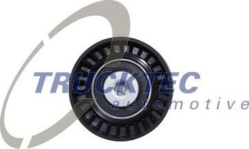 Trucktec Automotive 08.19.249 - Alternatör Gergi Rulmanı , Kanallı V-Kayısı parcadolu.com
